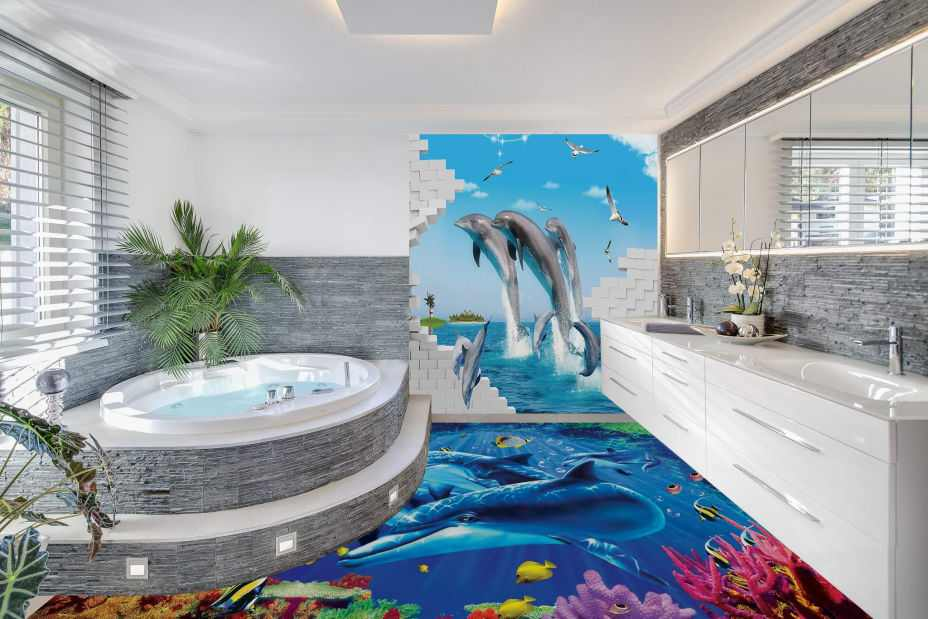 bathroom tiles, tiles printing, printed floor tiles, 3d mural tiles, wall mural tiles, bathroom design tile, ceramic printed tiles